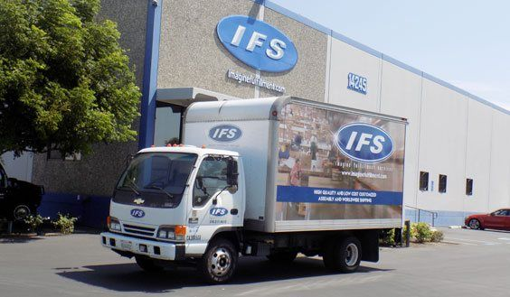 IFS Full Service Fulfillment