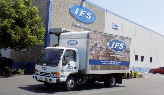 IFS Full Service Fulfillment